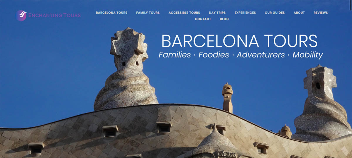 Enchanting Tours Barcelona