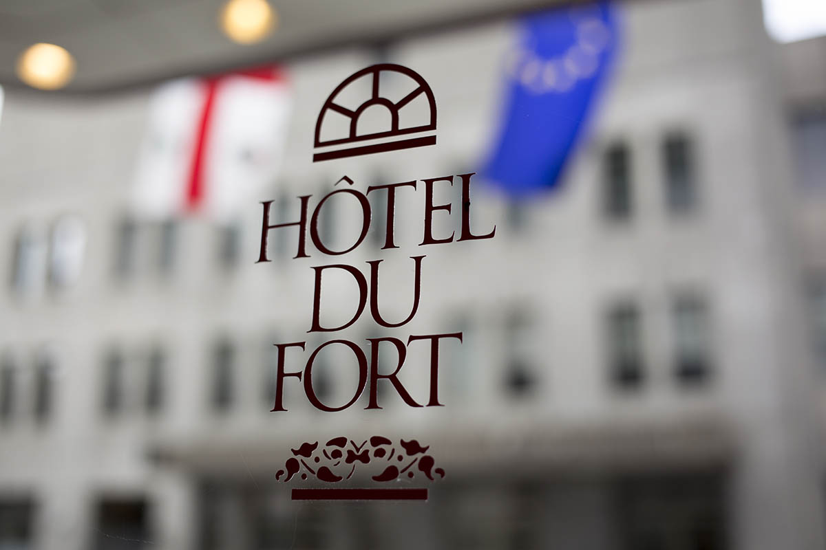 Hotel Du Fort in Montreal
