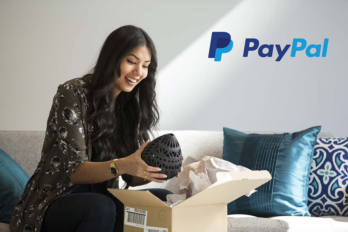 PayPal ad