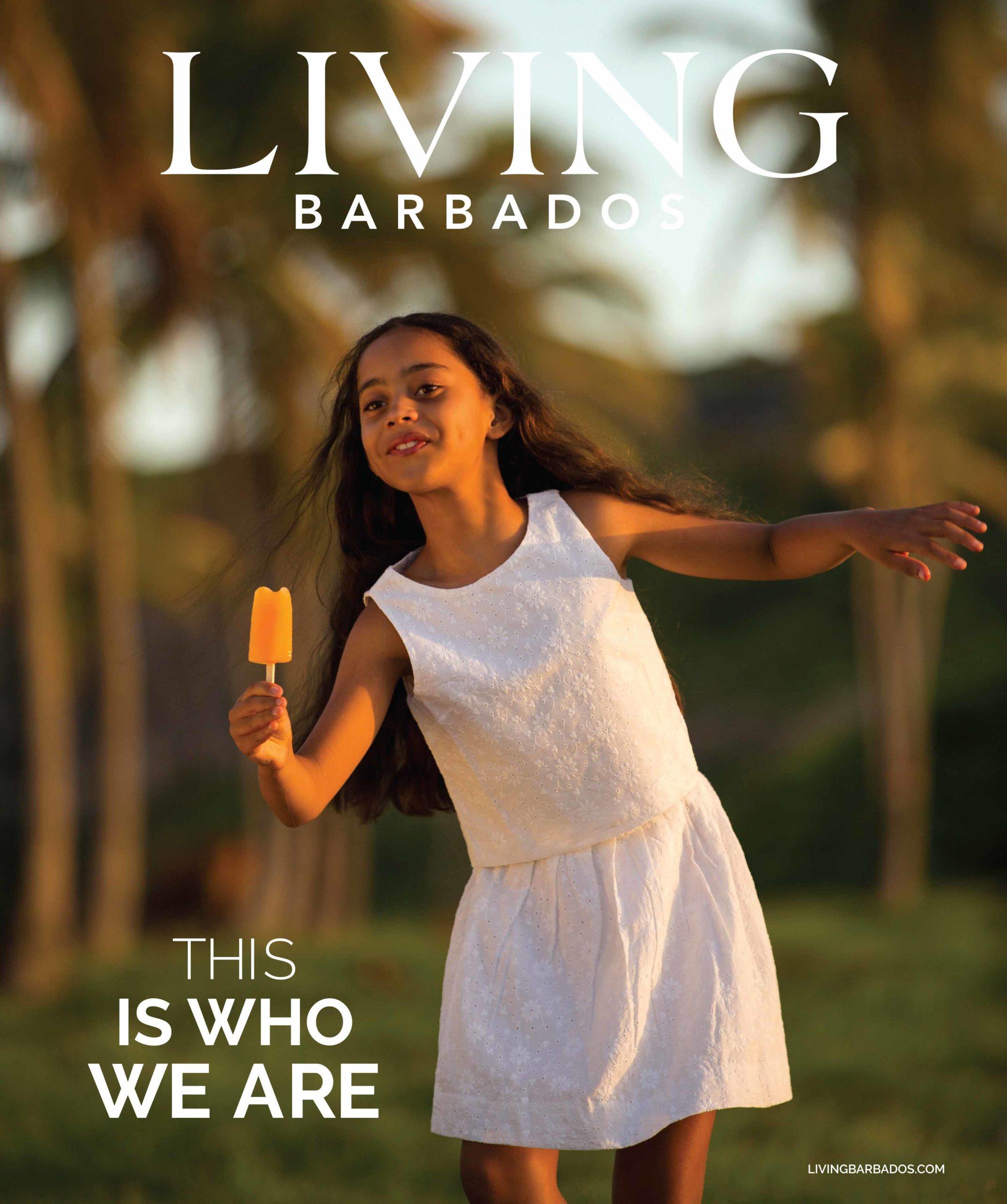 Living Barbados Magazine Issue 6AD