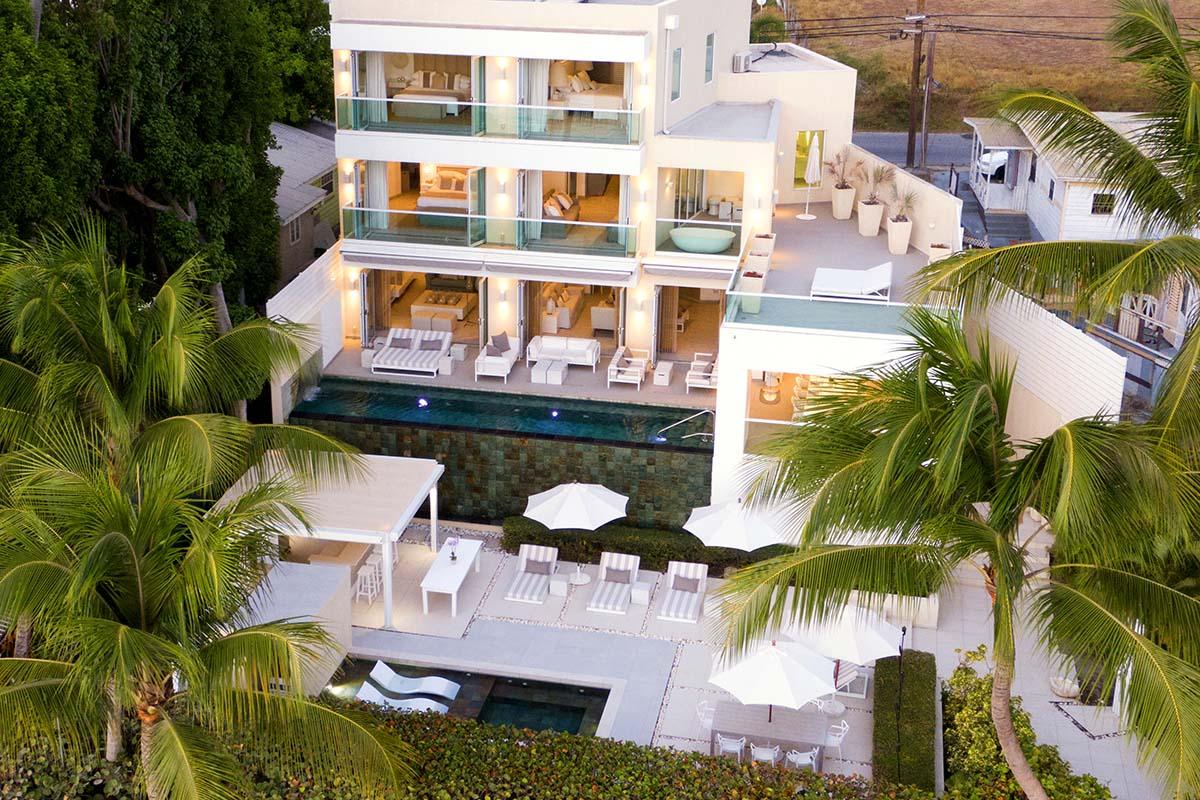 Footprints luxury villa in Barbados